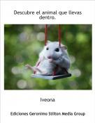 Iveona - Descubre el animal que llevas dentro.