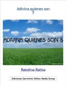 Ratolina Ratisa - Adivina quienes son 5