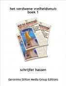schrijfer hassen - het verdwene vreiheidsmuis  boek 1