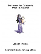 Lenner Thomas - De kamer der Duisternis Deel 12 Maganta