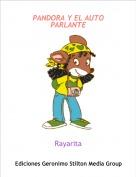 Rayarita - PANDORA Y EL AUTO PARLANTE