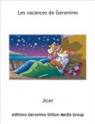 Jicer - Les vacances de Geronimo