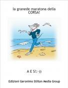 A E S!:-)) - la granede maratona della CORSA!