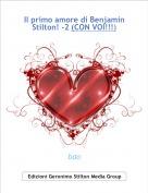 bao - Il primo amore di Benjamin Stilton! -2 (CON VOI!!!)
