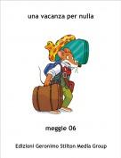 meggie 06 - una vacanza per nulla