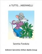 Saretta Fonduta - A TUTTO...INDOVINELLI