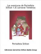 Periodista Stilton - Las aventuras de Periodista Stilton 1.El carnaval Tenebrax