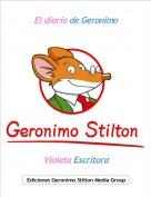 Violeta Escritora - El diario de Geronimo