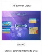 Alex910 - The Summer Lights