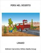 LINAKO - PERSI NEL DESERTO
