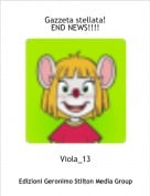 Viola_13 - Gazzeta stellata!