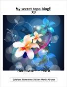 Hermione----->vero - My secret topo-blog!!XD