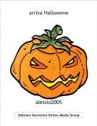alessio2005 - arriva Hallowene