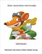 Sabribooks - Unas vacaciones morrocudas