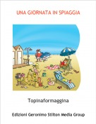 Topinaformaggina - UNA GIORNATA IN SPIAGGIA