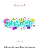 Vaiana - Concursos 2