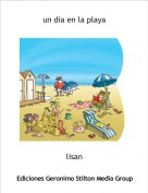 lisan - un dia en la playa