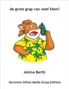 Amina Berth - de grote grap van neef klem!