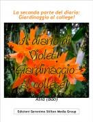 Asia (Bao) - La seconda parte del diario:Giardinaggio al college!