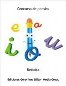 Retinita - Concurso de poesias