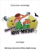 miriñake - Concurso veraniego