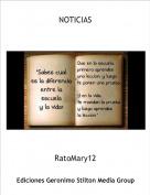 RatoMary12 - NOTICIAS