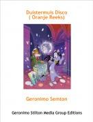 Geronimo Semton - Duistermuis Disco( Oranje Reeks)