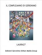 LAURA27 - IL COMPLEANNO DI GERONIMO