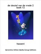 hasoeni - de sleutel van de vrede 2 boek 12