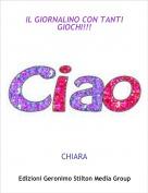 CHIARA - IL GIORNALINO CON TANTI GIOCHI!!!