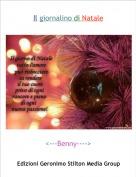 <---Benny----> - Il giornalino di Natale