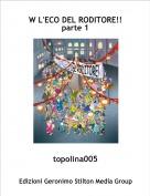 topolina005 - W L'ECO DEL RODITORE!!parte 1
