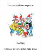 mariana - Una navidad con sorpresas