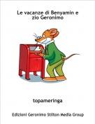topameringa - Le vacanze di Benyamin e zio Geronimo
