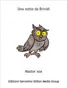 Master xox - Una notte da Brividi