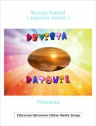 Princesita - Revista Ratonil ( especial verano )