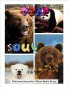 ·Lía Stef· - Bear Soul·Diferentes osos·