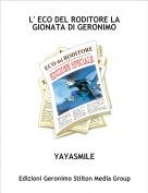 YAYASMILE - L' ECO DEL RODITORE LA GIONATA DI GERONIMO