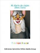 Penelope Mousse - Mi diario de viajes(New York)