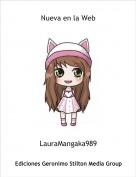 LauraMangaka989 - Nueva en la Web