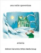 arianna - una notte spaventosa