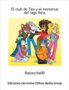 Ratoncita00 - El club de Tea y el monstruo del lago Ness