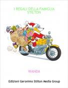 WANDA - I REGALI DELLA FAMIGLIA STILTON