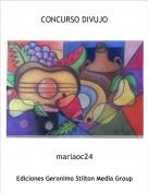 mariaoc24 - CONCURSO DIVUJO