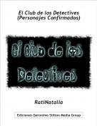 RatiNatalia - El Club de los Detectives(Personajes Confirmados)