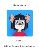 Alex910 - Ratoavatares