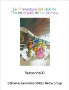 Ratoncita00 - La 1ª aventura del club de Tea en el país de las sirenas.