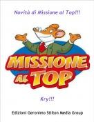 Kry!!! - Novità di Missione al Top!!!