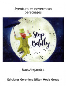 RatoAlejandra - Aventura en nevermoon personajes