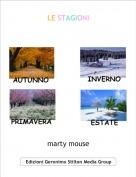marty mouse - LE STAGIONI